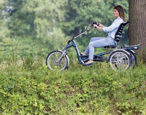 Ommobielteblijven.nl is uw specialist in Speciale fietsen, scootmobielen, rolstoelen, rollators en nog veel meer!